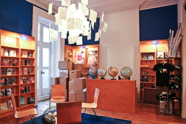 New York City Travel Bookstores