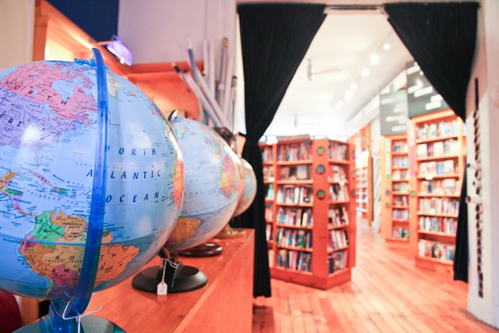 New York City Travel Bookstores