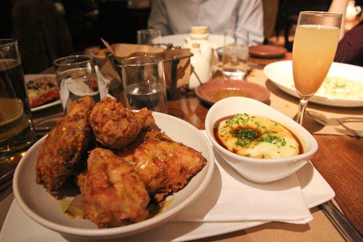 Restaurant at the Borgata, Atlantic City