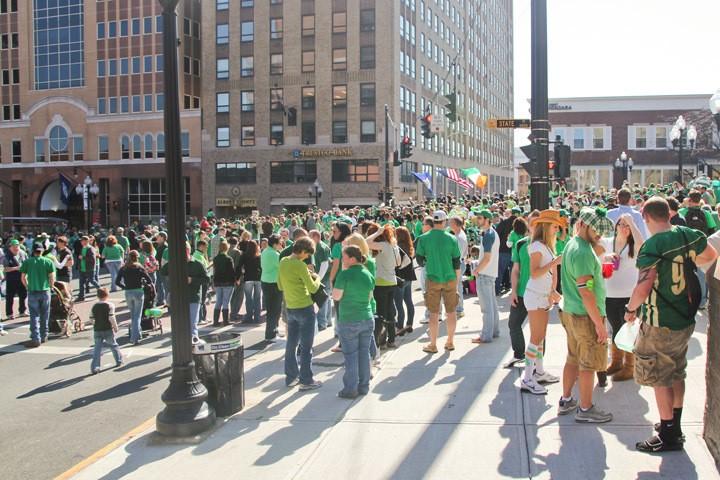 Albany St. Patrick's Day Parade