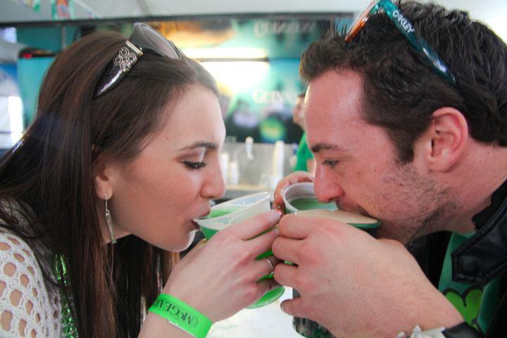 Albany St. Patrick's Day