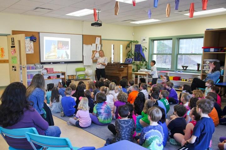 Montessori Presentation