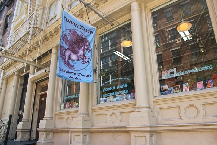 New York Travel Bookstore