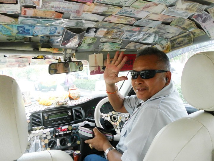 Bangkok Cash Cab