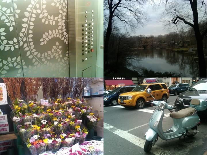 New York City by Blackberry