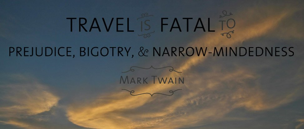 Travel Quotes: Mark Twain II thumbnail
