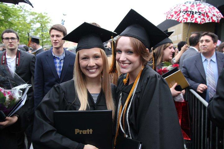 Pratt Graduation 2011