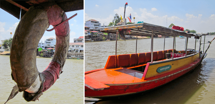 Autthaya Taxi Boat