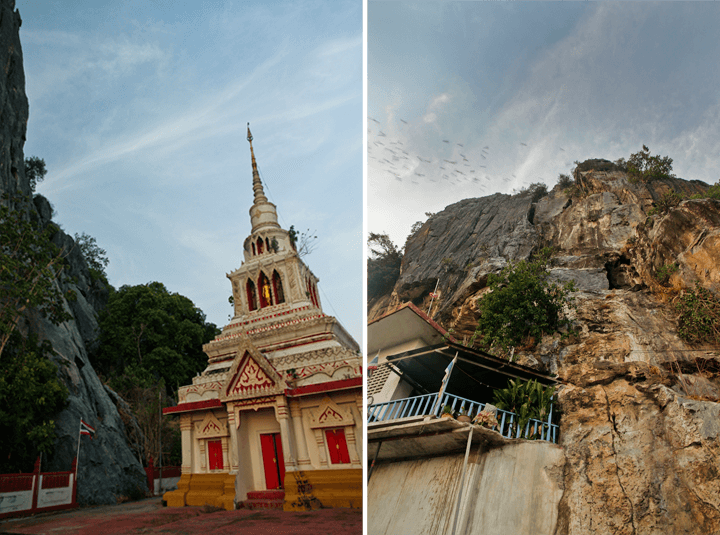 Lopburi Bat Cave Tour