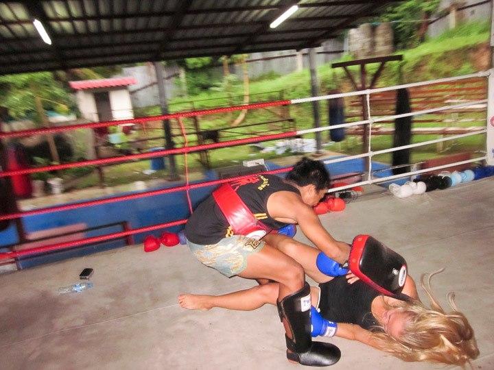 Muay Thai Koh Tao