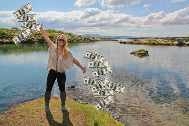 Mega Rich in Iceland