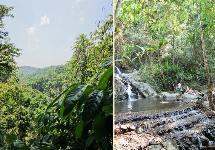 MaeKampong Waterfall