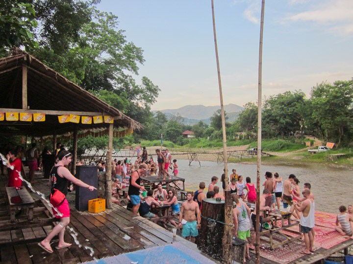 Vang Vieng Controvery