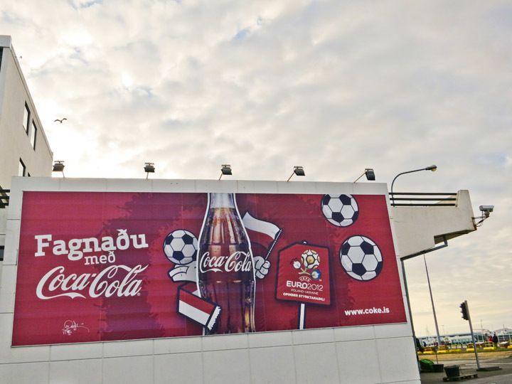 Diet Coke Iceland