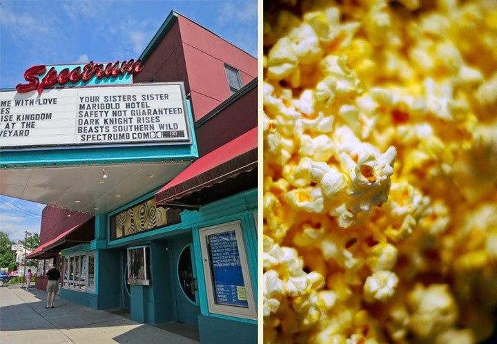 Spectrum Theater Albany