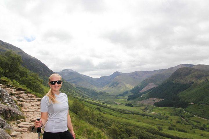Hiking Ben Nevis