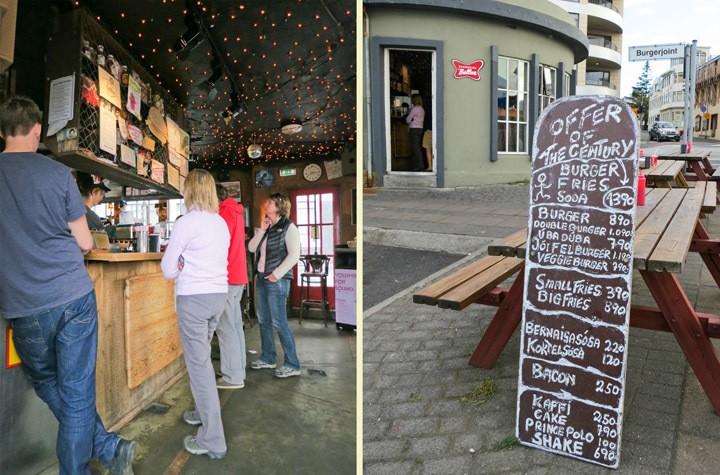 Burgerjoint Reykjavik