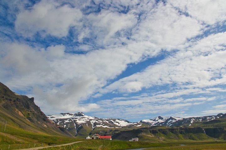 Grundarfjörður, Iceland