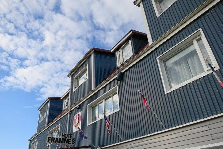 Hotel Framnes, Grundarfjörður, Iceland