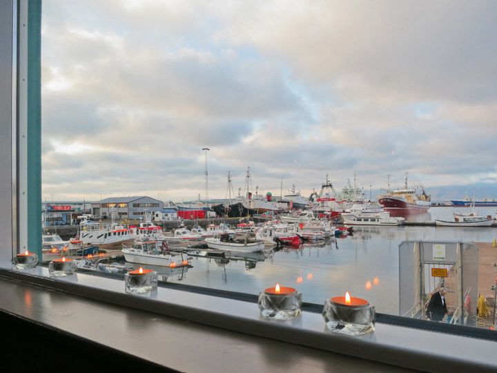 Hofnin Reykjavik
