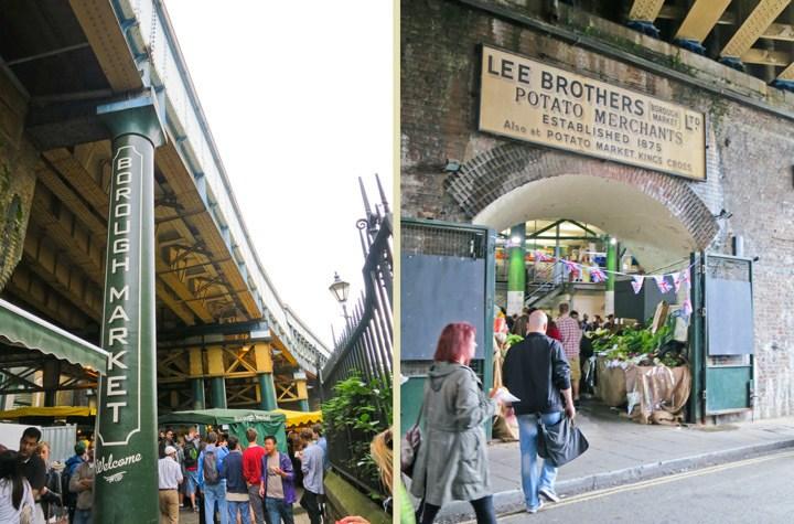 Borough Markets, London