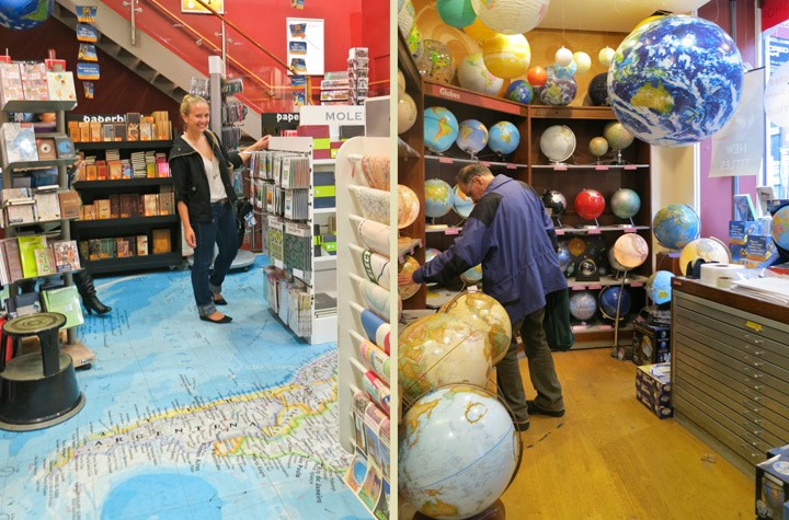 London Travel Book Store