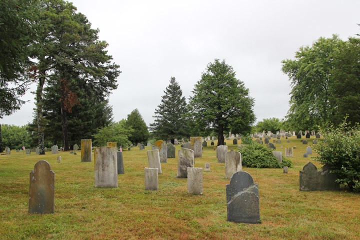 Martha's Vineyard Graveyard