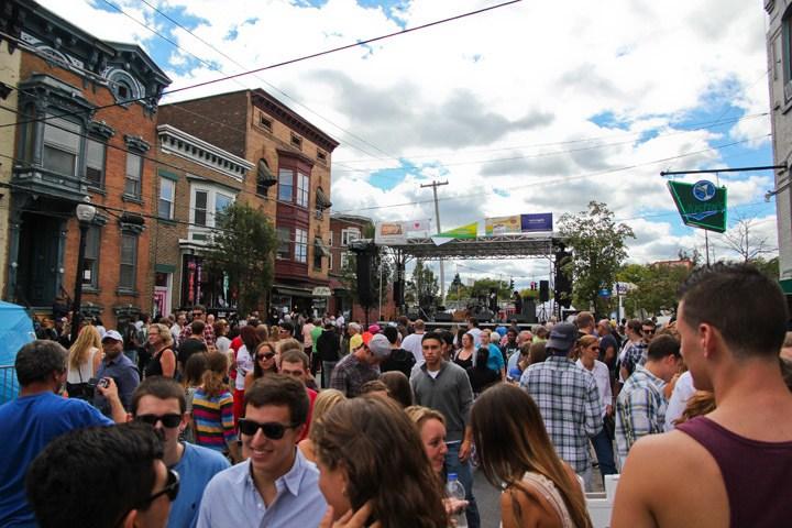 Larkfest, Albany, New York