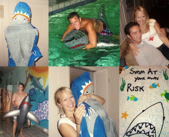 Jaws Theme Party