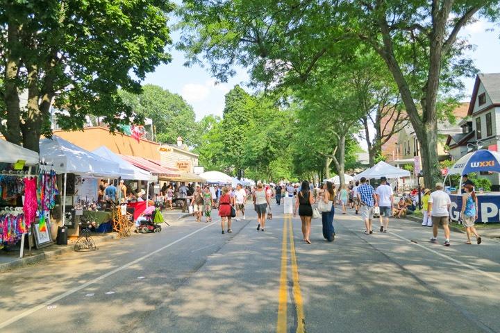Park Avenue Fest, Rochester