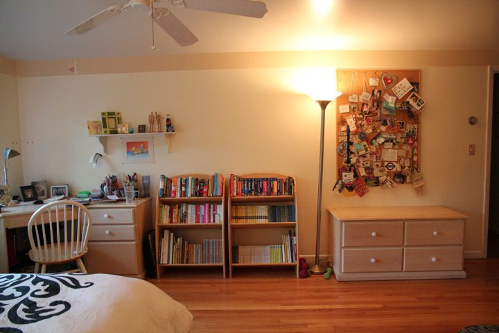 Room Makeover Before