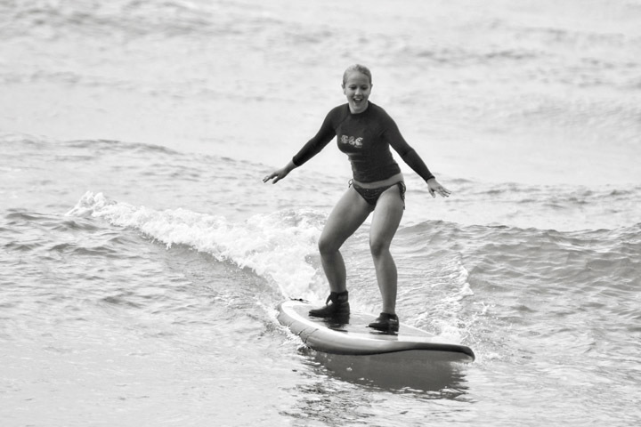 Surfing Lessons Oahu