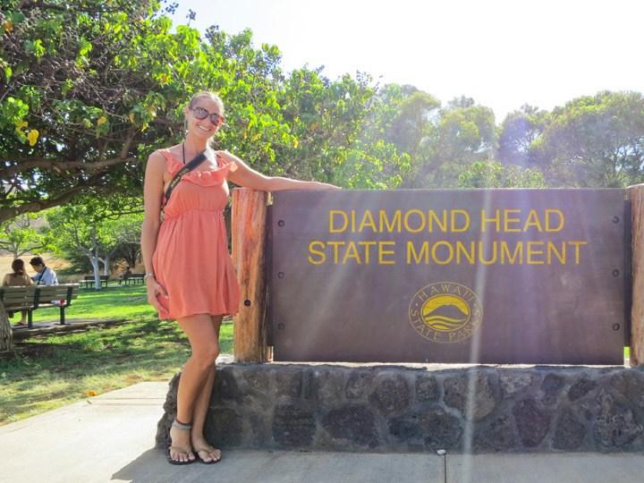 Hiking Diamond Head