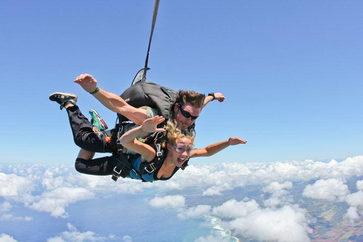 Skydiving Hawaii