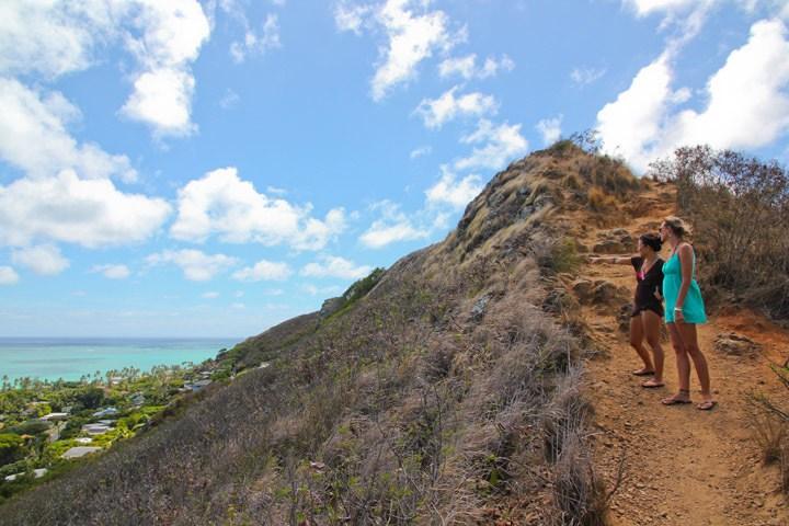 Hiking Pillbox Trail