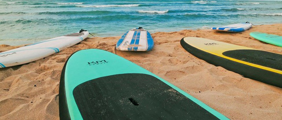 Learning to Surf in Oahu thumbnail
