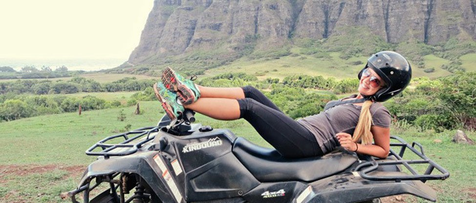 High Speed Hawaii: An ATV Tour of Kualoa Ranch thumbnail