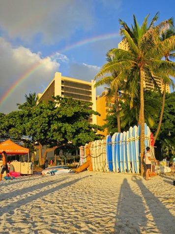 Hawaii Love Letter