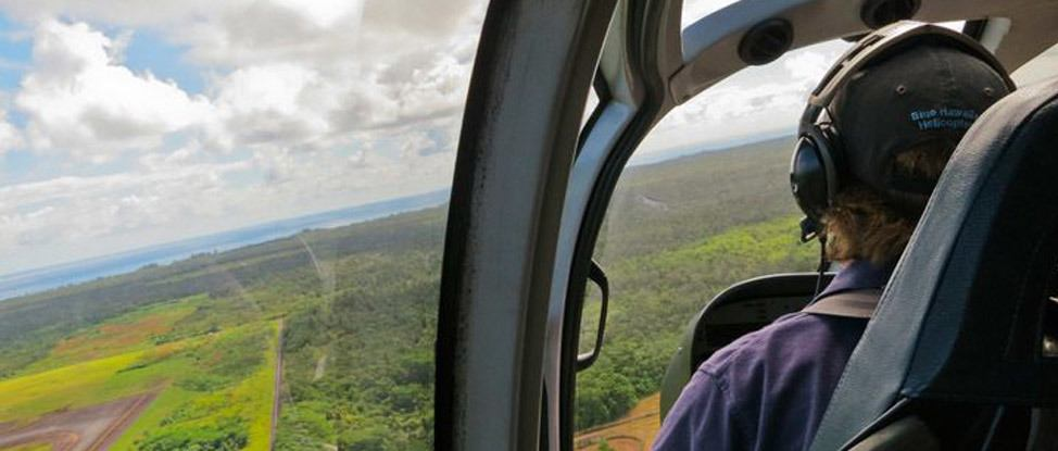 Lava Peeping and Waterfall Spotting: A Big Island Helicopter Tour thumbnail