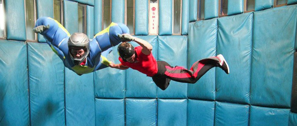 Vegas Indoor Skydiving: A Different Kind of Gamble thumbnail
