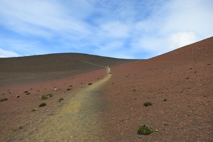 Haleakala Hike Maui