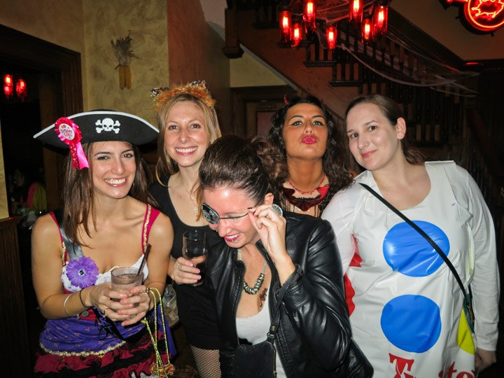 Halloween in Albany