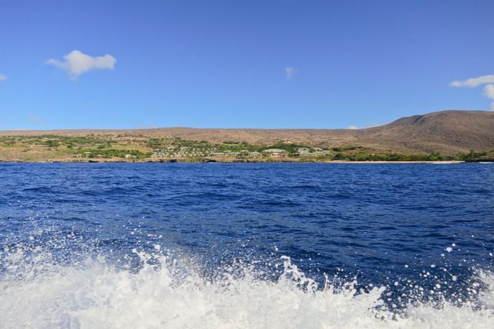 Diving Lanai, Hawaii