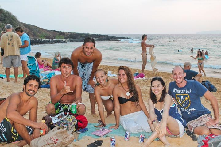 Little Beach Sundays
