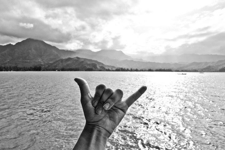 Stand Up Paddling Kauai