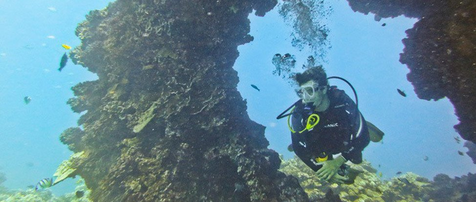 On The Beach and Under the Sea in Lana'i thumbnail