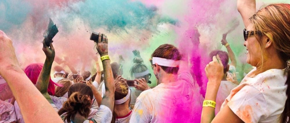 My First 5K: The Most Colorful Run on The Planet thumbnail