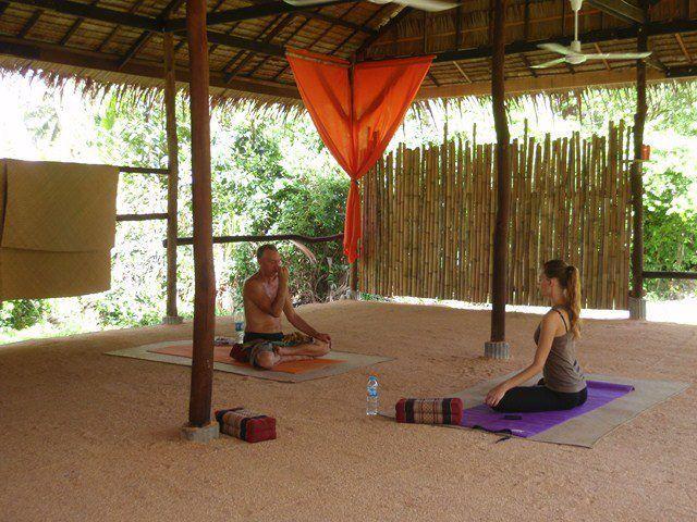 Grounded Koh Tao Yoga