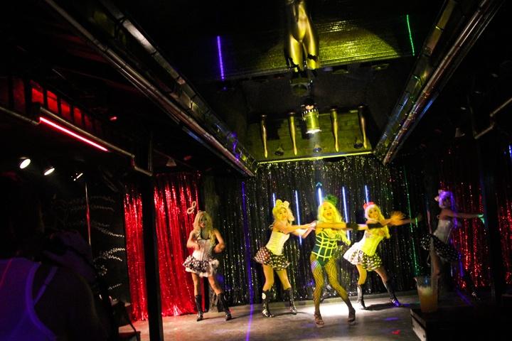 Queens Cabaret Koh Tao