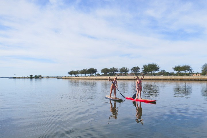 Stand Up Paddling Tampa